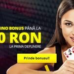 Bonusuri de până la 1.300 RON la cazinoul Fortuna