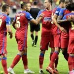 Steaua are o cota imensa la Manchester! Nicio sansa la retur