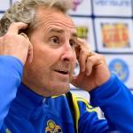 Pariuri EURO 2016 | Erik Hamren, selectioner Suedia