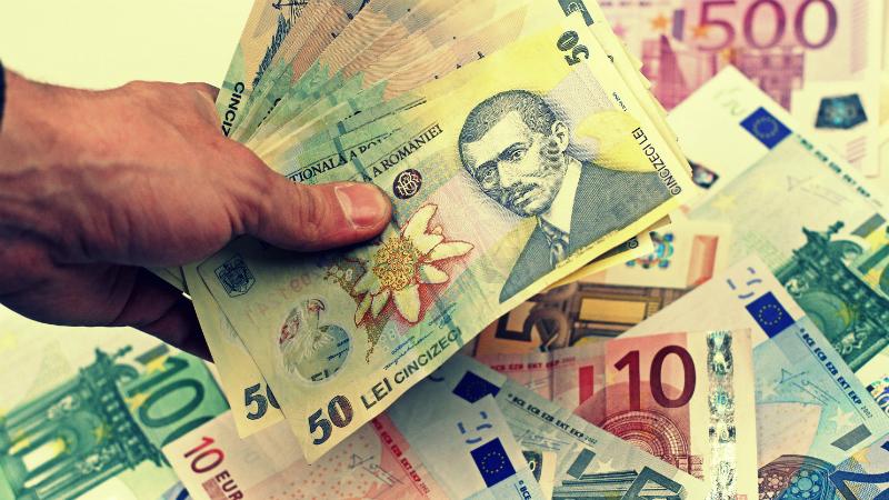 euro cursul zilei