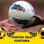 Pontul zilei FORTUNA 05.07.2016 | Profit din Liga Campionilor – CASTIGAT