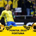 Pontul zilei FORTUNA, 13.06.2016 | Atentie la Ibrahimovic! – CASTIGAT