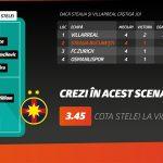 Steaua si Astra vor calificarea in saisprezecimile Europa League