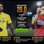 Cum poti lua 800 RON cu Villarreal – Steaua. Totul este gratuit