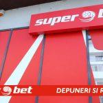 La Superbet poti paria online fara card bancar. Depunerea minima: 10 RON!