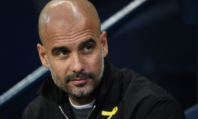 Manchester City, Pep Guardiolay