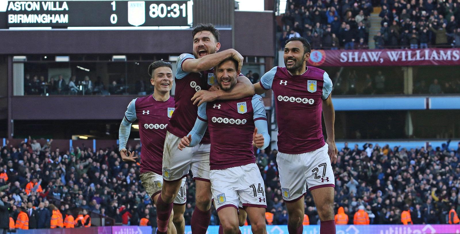 Aston Villa v Birmingham City, Sky Bet Championship