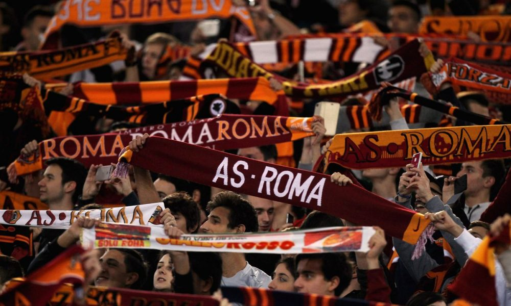 Suporteri AS Roma
