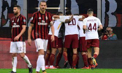 AS Roma vs Milan