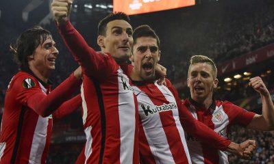 Grup jucători Bilbao