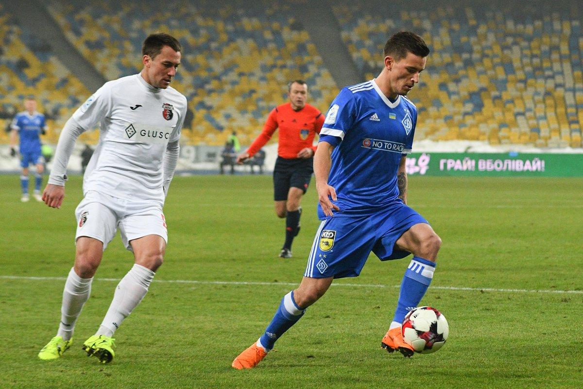 Jucător Dinamo Kiev