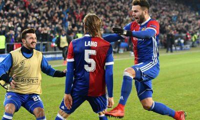 Grup jucători FC Basel