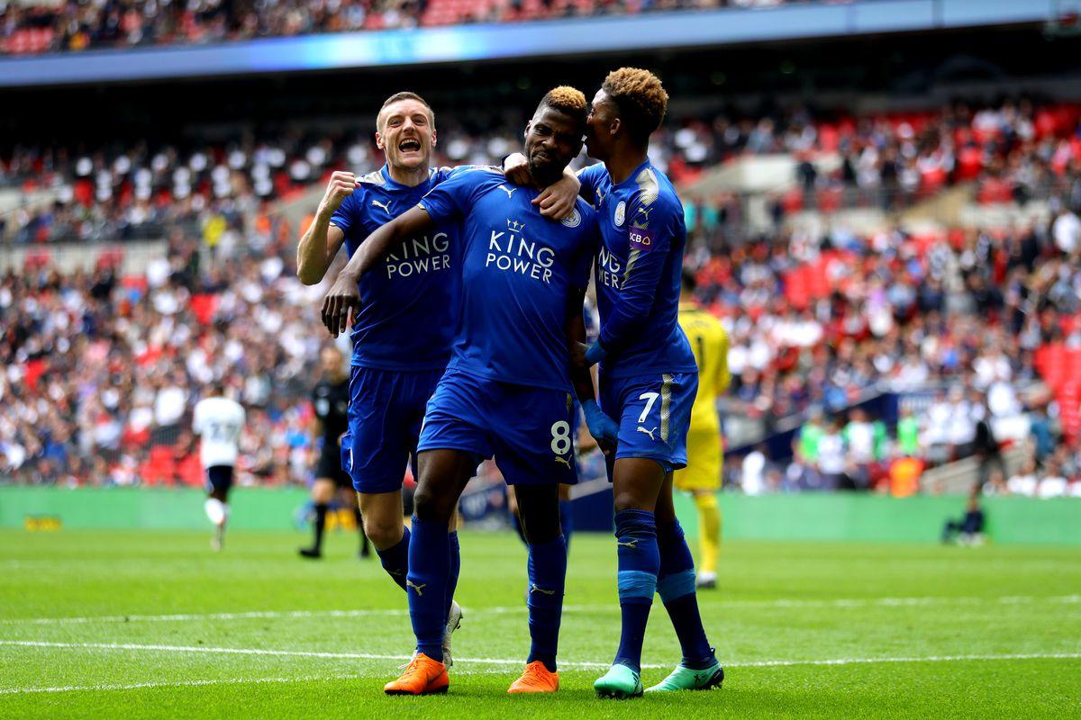 Grup jucători Leicester