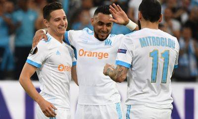 Grup jucători Marseille