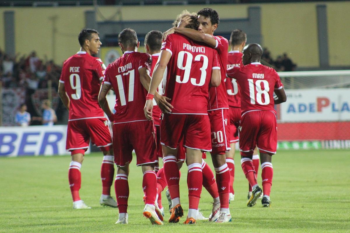 Grup jucători Dinamo, Liga 1 Beatano