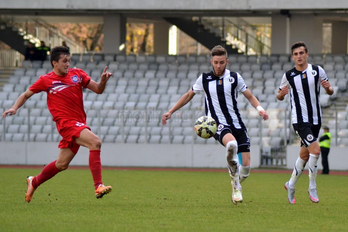 up jucători U Cluj, Liga a doua