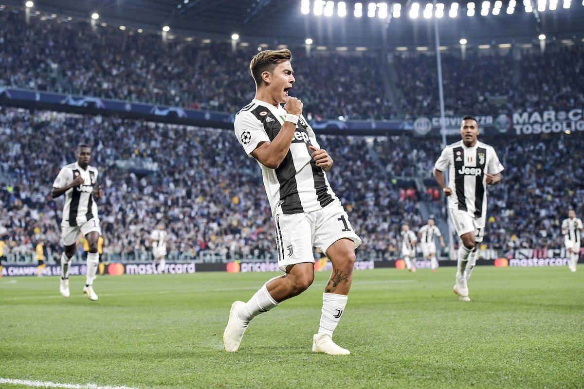 Paulo Dybala. Juventus
