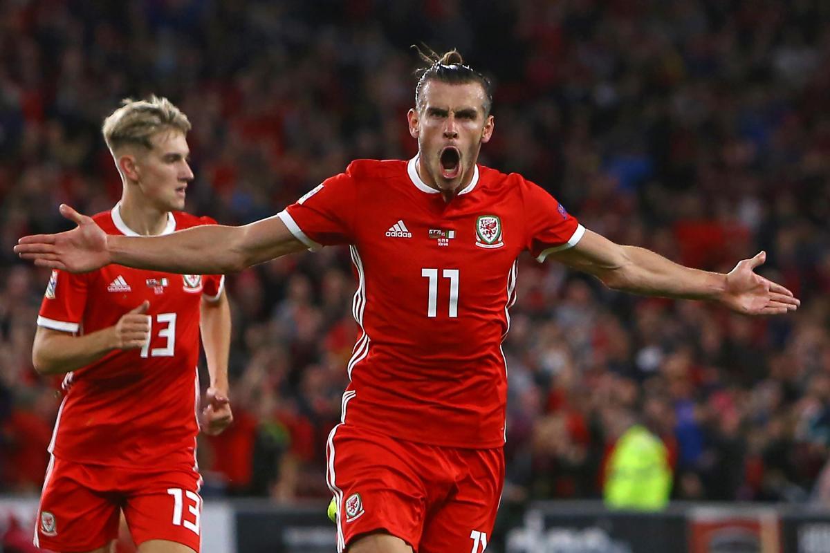 Bale, Țara Galilor
