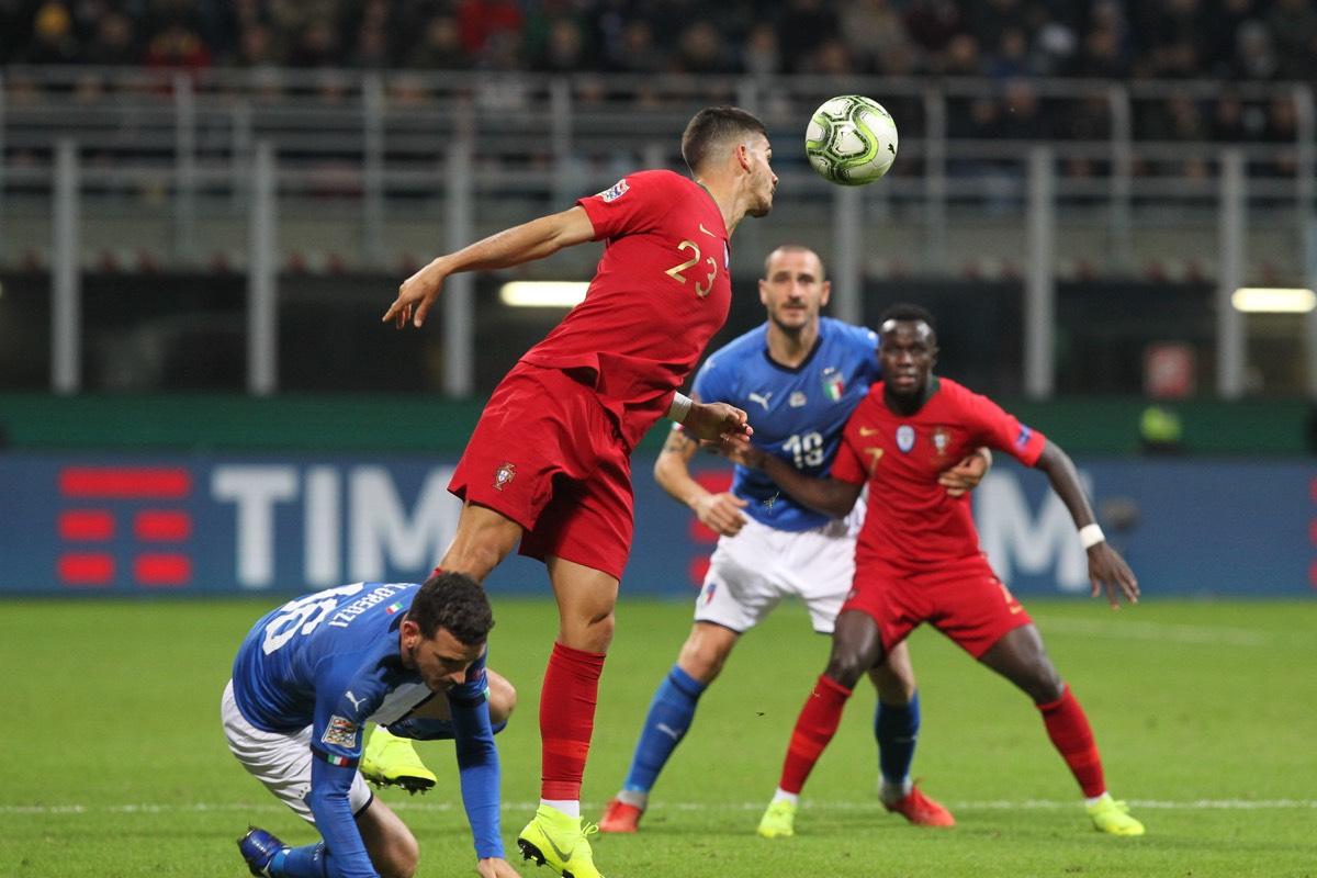 Portugalia versus Italia