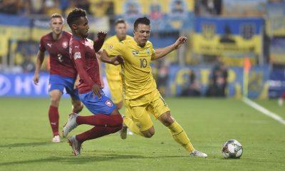 Ucraina vs Cehia