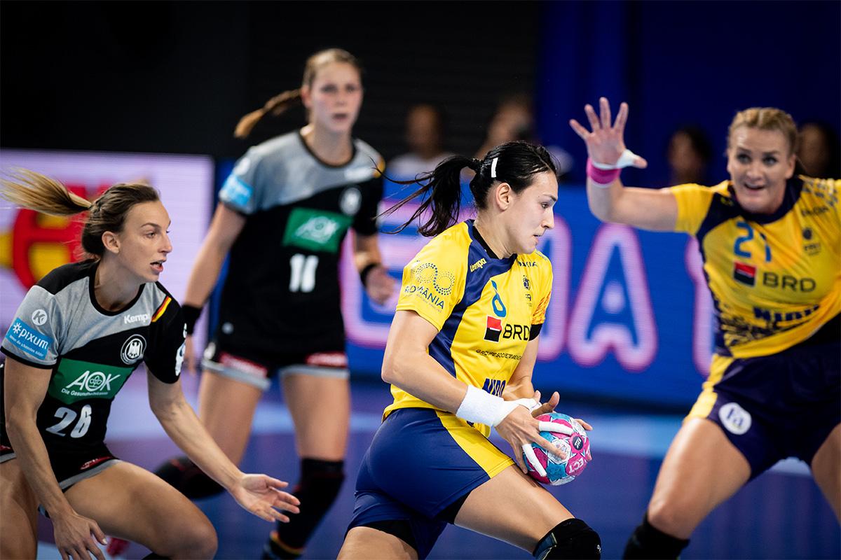 vezi online România - Norvegia la CE handbal feminin 2018