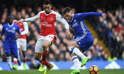 Arsenal vs Chelsea, Hazard