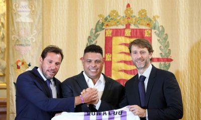 Ronaldo, Valladolid