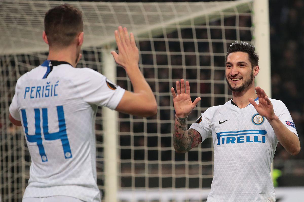 Inter, Perisic