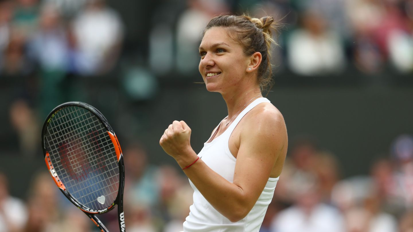 Simona Halep - Taylor Townsend. Streaming video de calitate