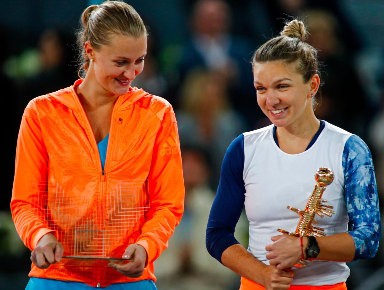 Simona Halep - Kristina Mladenovic LIVE STREAM FED Cup Dolce Sport