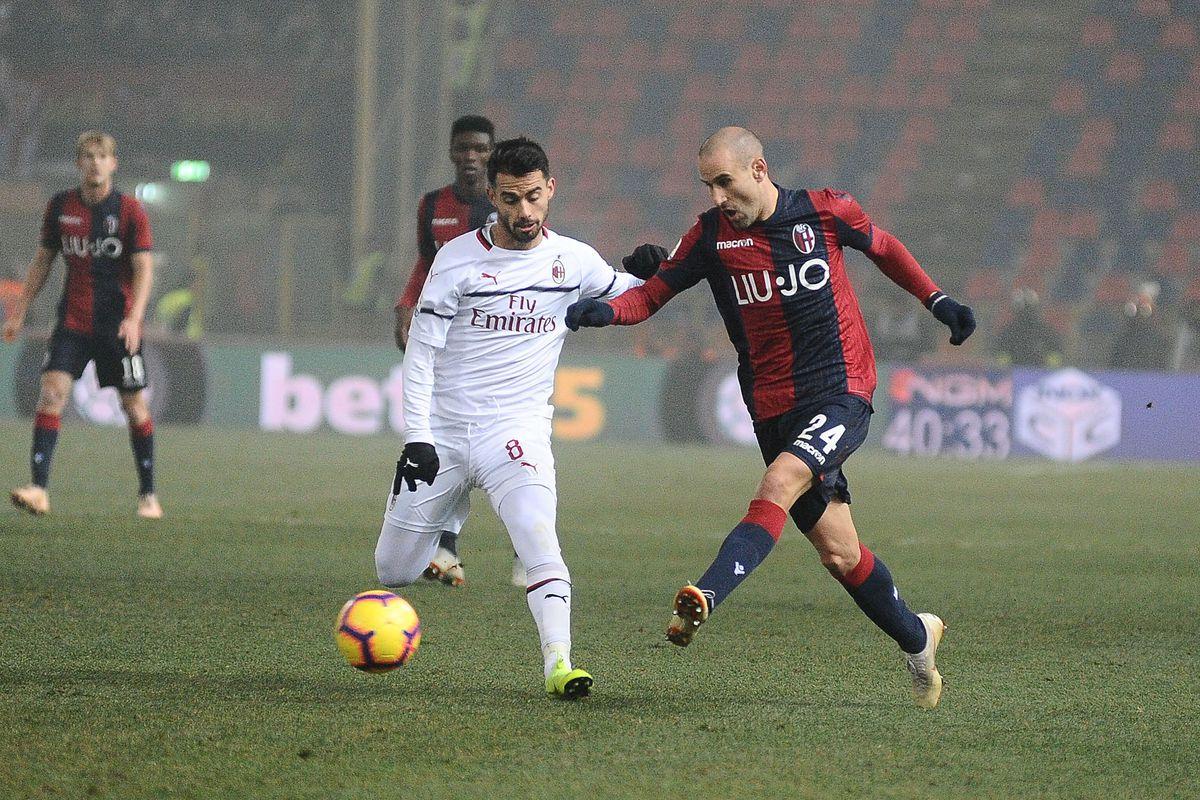 Ponturi pariuri AC Milan - Bologna Serie A 06.05.2019