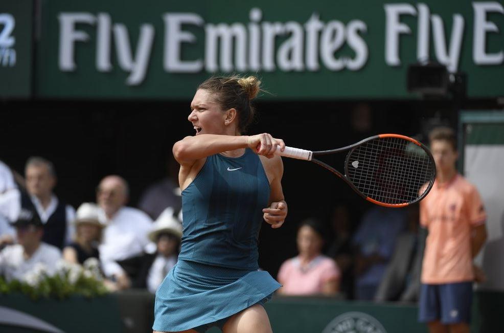 Simona Halep - Ajla Tomljanovic LIVE VIDEO turul 2 Roland Garros
