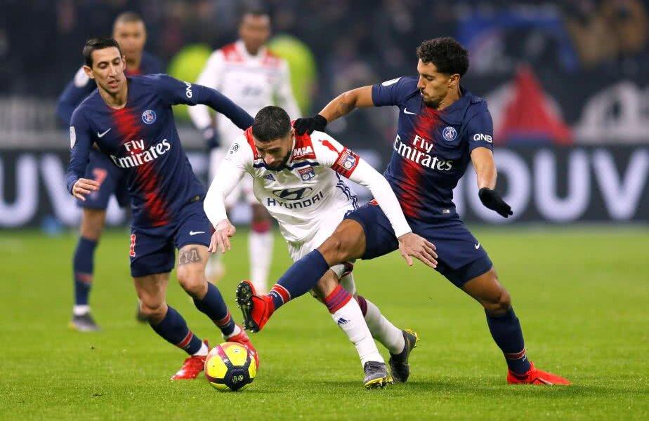 Ponturi pariuri Lyon - PSG