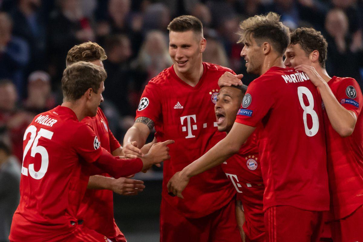 Ponturi pariuri Tottenham - Bayern Munchen