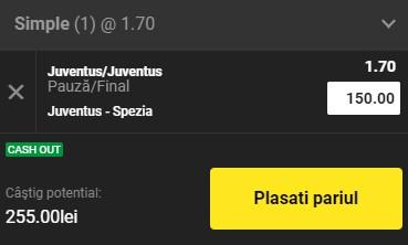 Pontul zilei din 2 martie 2021. Facem profit din Serie A