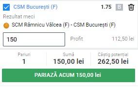 Handbal Liga Campionilor: SCM Rm. Vâlcea - CSM București. Pariu românesc în optimi