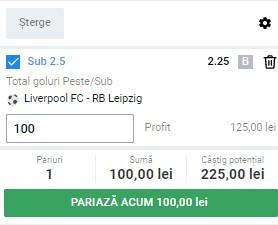 Ponturi pariuri Liverpool - Leipzig, 10 martie 2021. Selecția câștigătoare din Liga Campionilor e aici