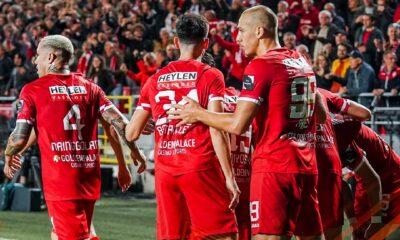Antwerp merge bine în competiția internă, dar vrea și primele puncte în Europa League