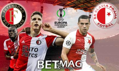Feyenoord - Slavia Praga, șansa lui Nicolae Stanciu