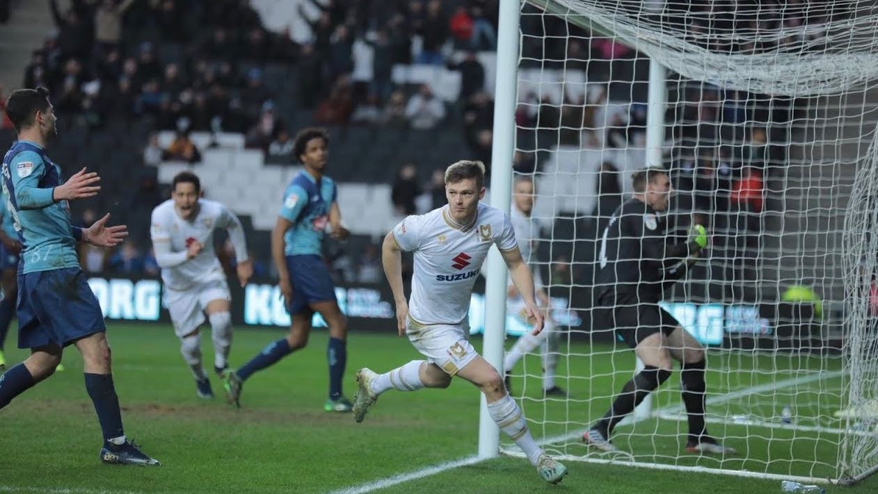MK Dons Wycombe, cel mai tare meci de pe biletul zilei