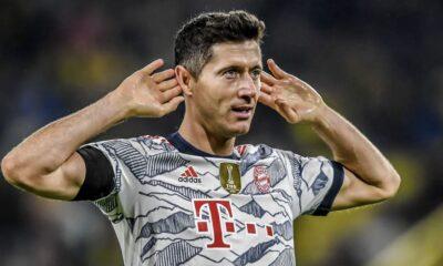 """""""Mașina de goluri"""" Robert Lewandowski e de neoprit"""