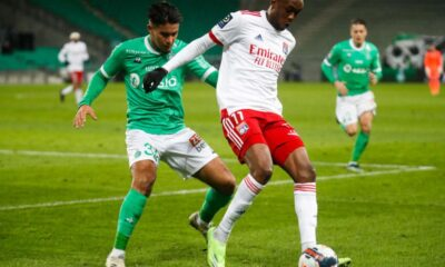 St. Etienne - Lyon, derby mai mult cu numele