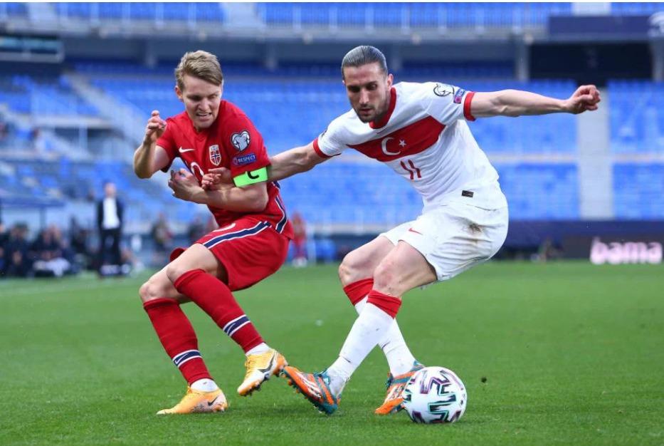 Turcia vrea încă trei puncte într-un meci contra Norvegiei